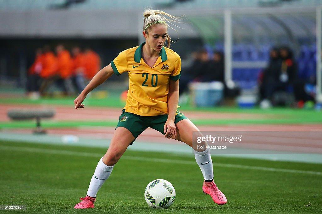 Australia v Vietnam - AFC Women's Olympic Final Qualification Round