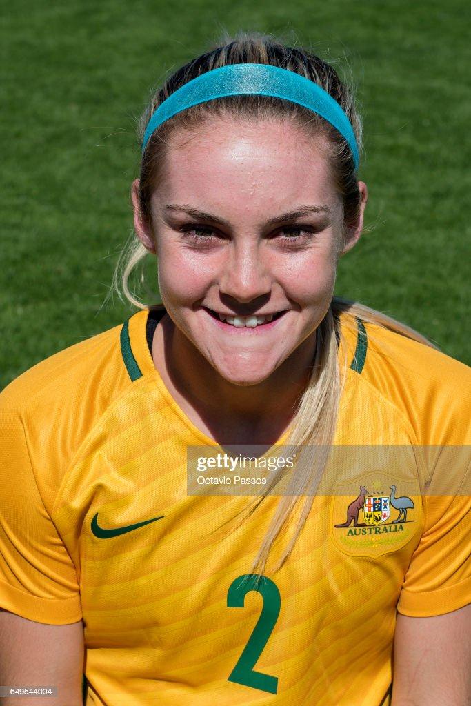 Australia v Denmark - Women's Algarve Cup