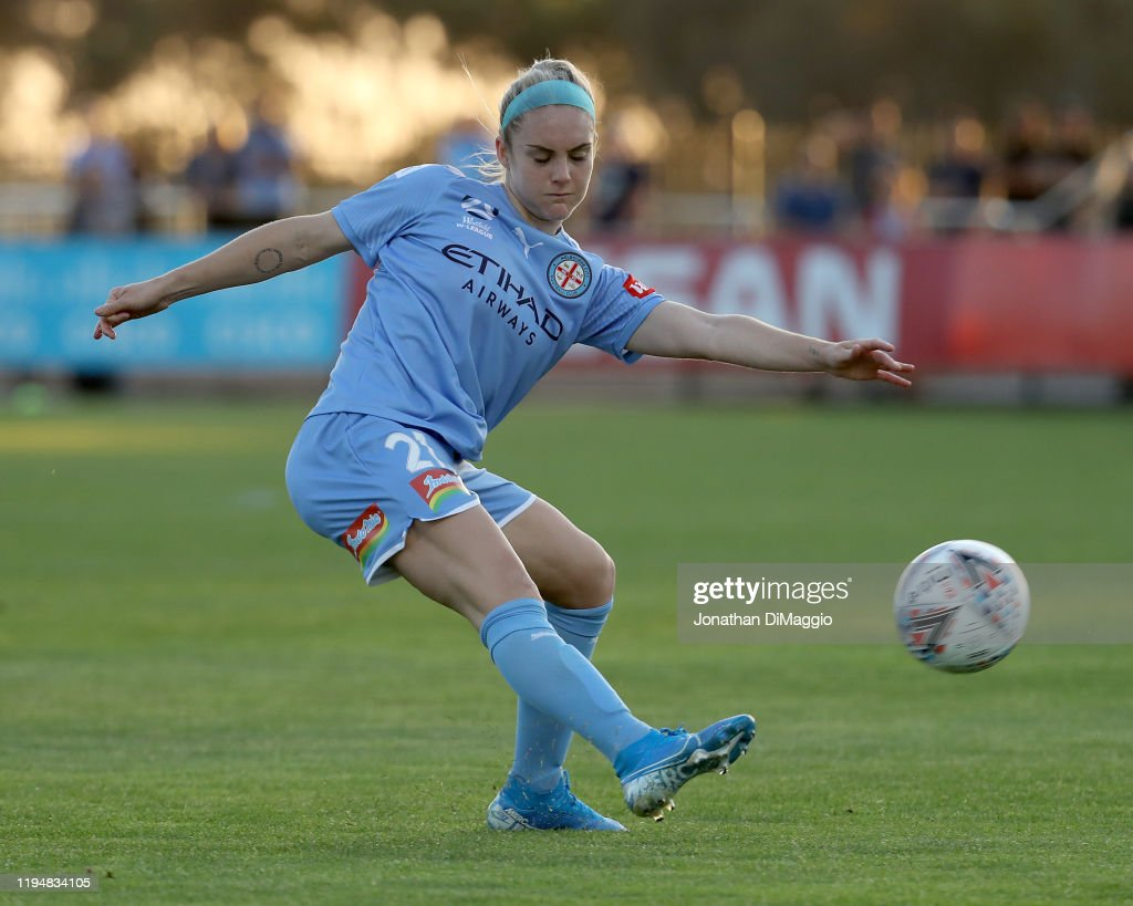 W-League Rd 6 - Melbourne City v Perth : News Photo