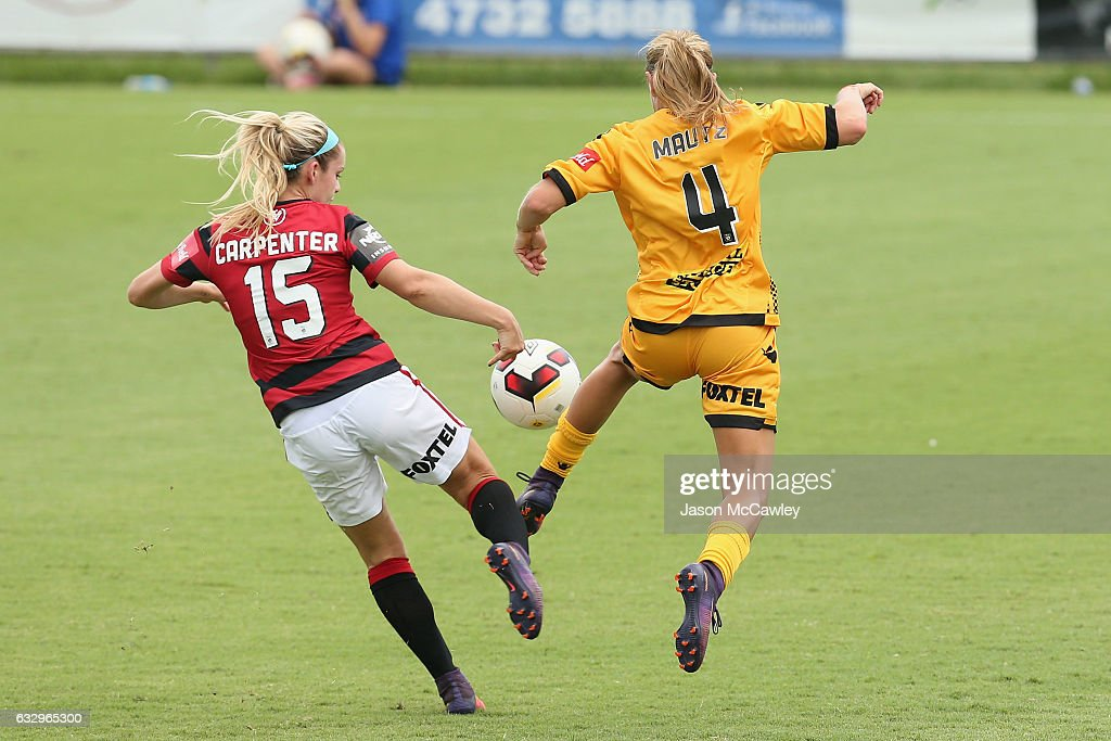 W-League Rd 14 - Western Sydney v Perth