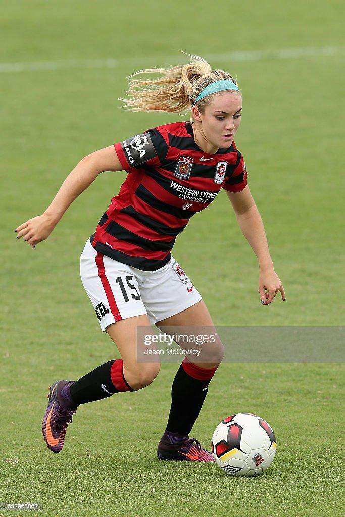 W-League Rd 14 - Western Sydney v Perth
