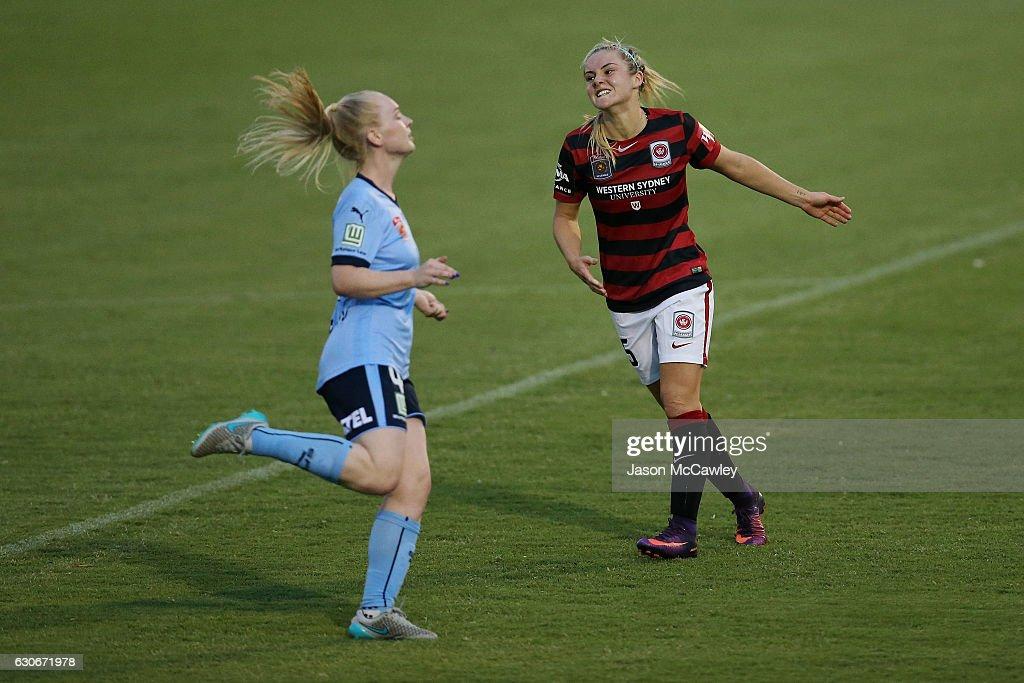 W-League Rd 9 - Western Sydney v Sydney