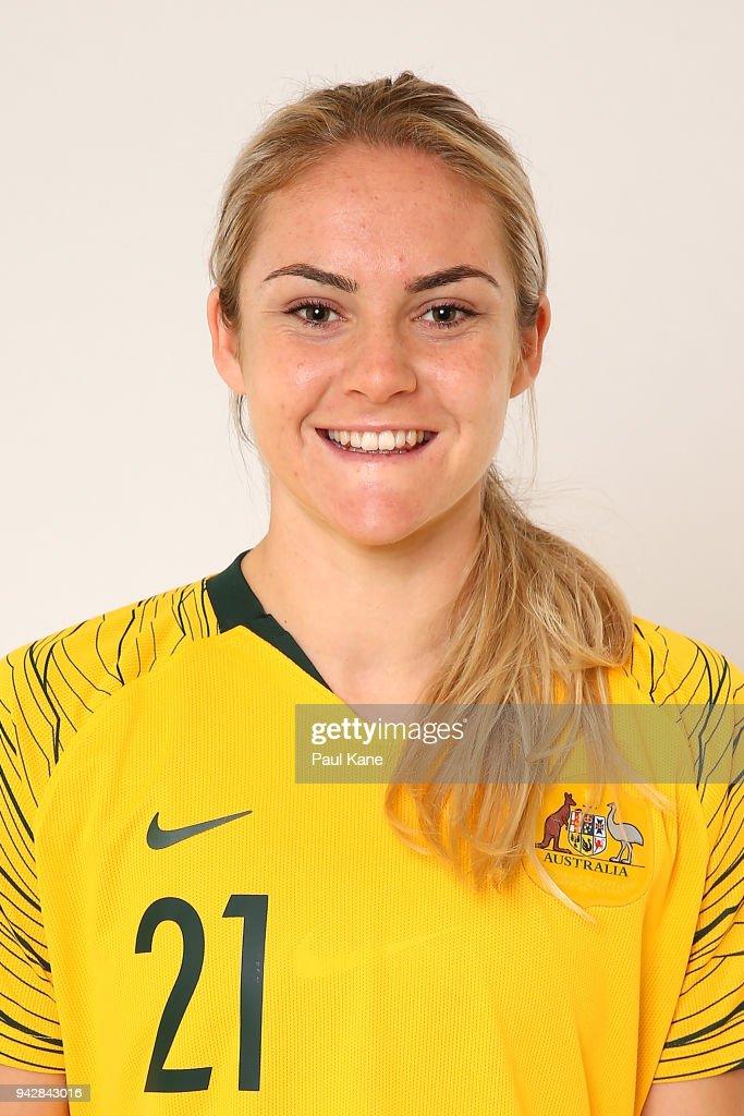 Australia Matildas Headshots Session