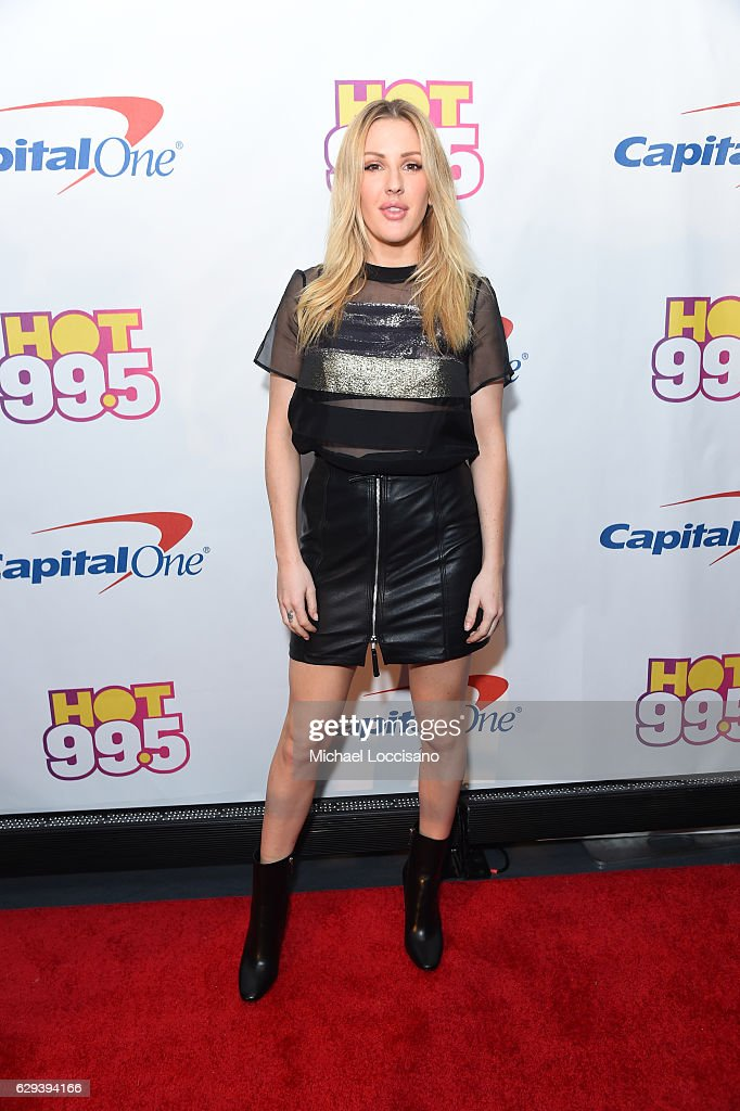 Hot 99.5's Jingle Ball 2016 - PRESS ROOM