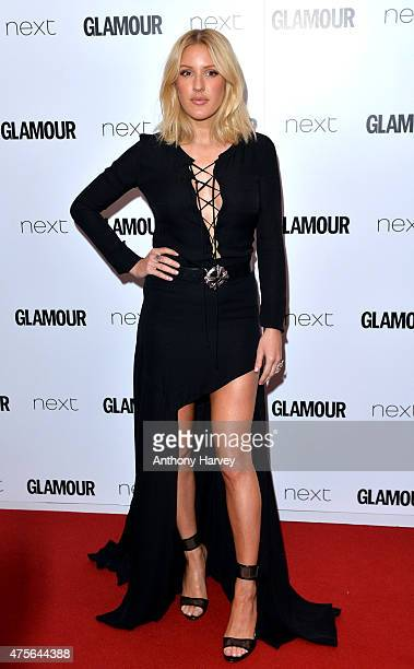 Ellie Goulding attends the Glamour Women Of The Year Awards at Berkeley Square Gardens on June 2 2015 in London England