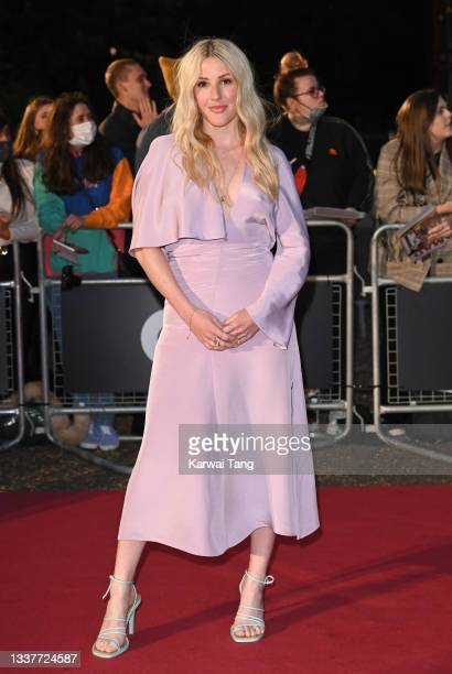 Ellie Goulding attends the GQ Men Of The Year Awards 2021 at Tate Modern on September 01, 2021 in London, England.