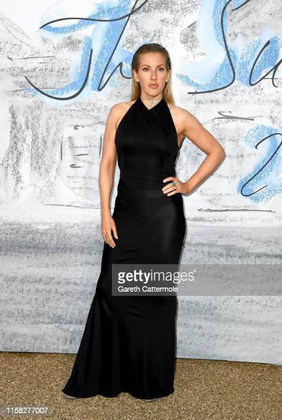Ellie Goulding attends The Summer Party 2019, Presented By Serpentine Galleries And Chanel, at The Serpentine Gallery on June 25, 2019 in London,...