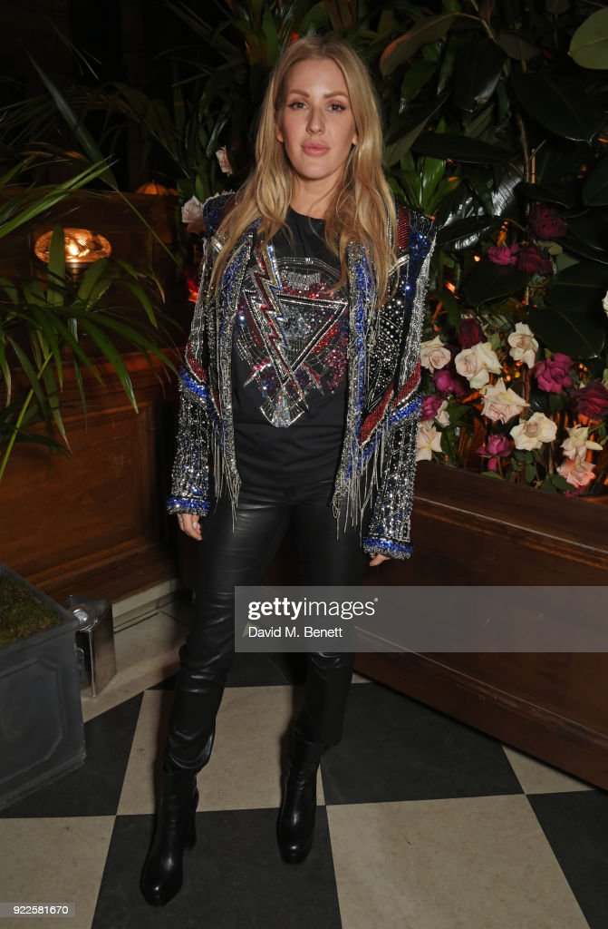 The Universal Music BRITs Party, Hosted By Soho House And Bacardi