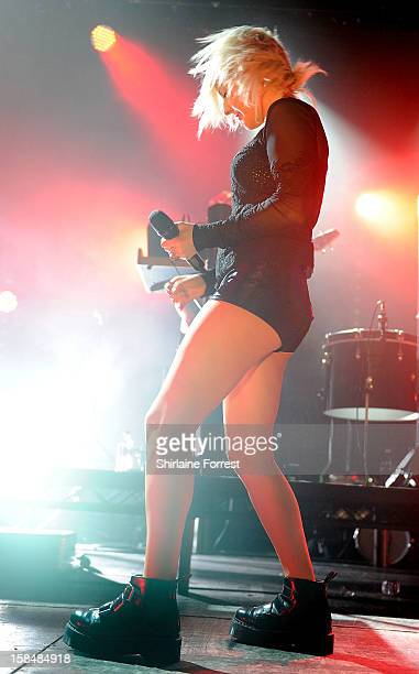 Ellie Goulding performs at Manchester Academy on December 17 2012 in Manchester England