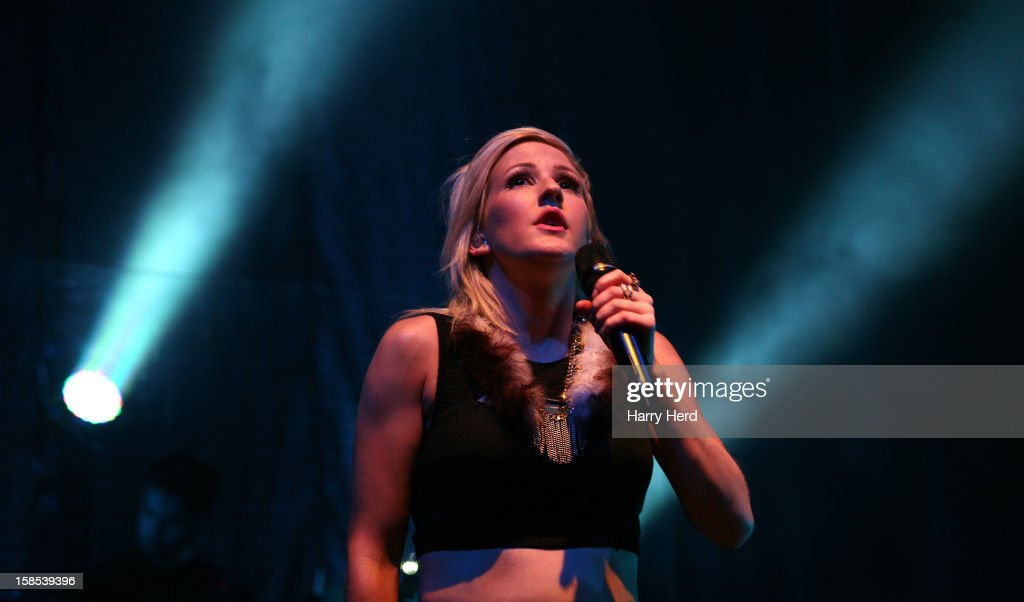 Ellie Goulding Performs At Southampton Guildhall Photos And Images
