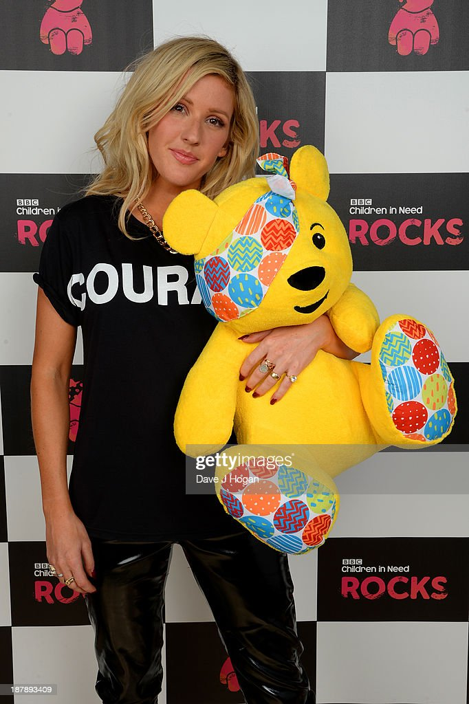 Children In Need Rocks: EXCLUSIVE Backstage Studio : News Photo