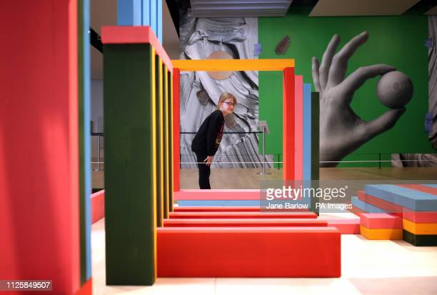 Ellie Grant eight from Charleston takes a closer look at a new colourful installation called Rules of Play by artist Gabriella Marcella that has been...