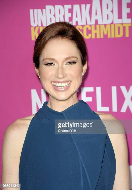 Ellie Kemper attends #NetflixFYSee 'Unbreakable Kimmy Schimdt' for Your Consideration Event at DGA Theater on June 3 2018 in New York City