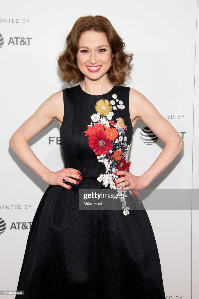 Ellie Kemper attends the 'Unbreakable Kimmy Schmidt' screening during 2017 Tribeca Film Festival at BMCC Tribeca PAC on April 28, 2017 in New York City.