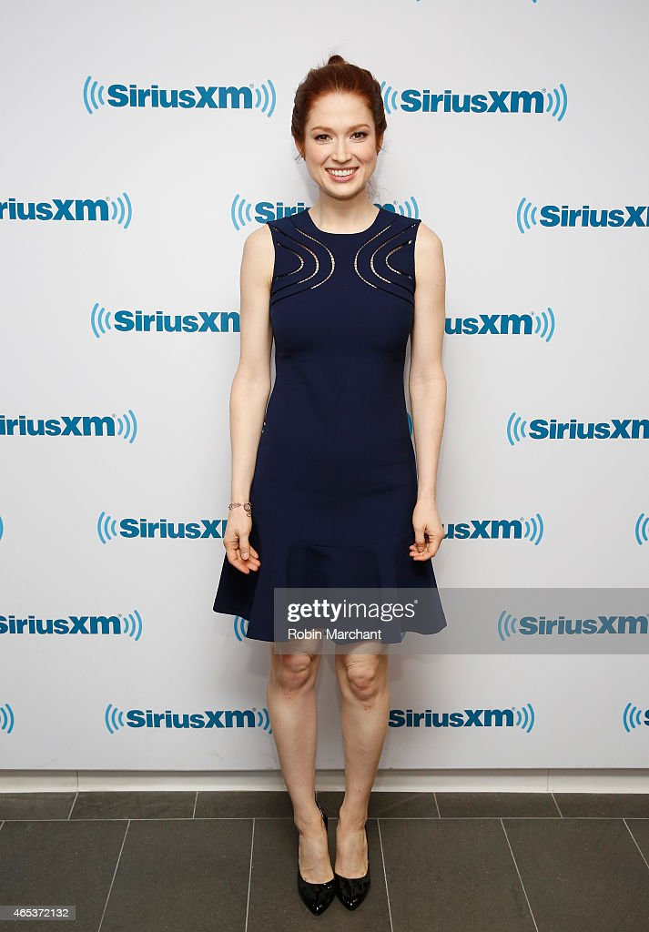 Celebrities Visit SiriusXM Studios - March 6, 2015
