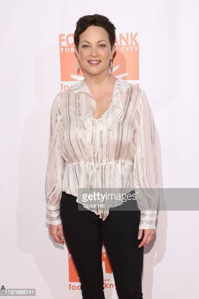 Ellie Krieger attends the 2019 Food Bank For New York City CanDo Awards at Cipriani Wall Street on April 16 2019 in New York City