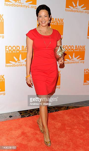 Ellie Krieger attends the Food Bank For New York City 2012 CanDo Awards Dinner on April 17 2012 in New York City