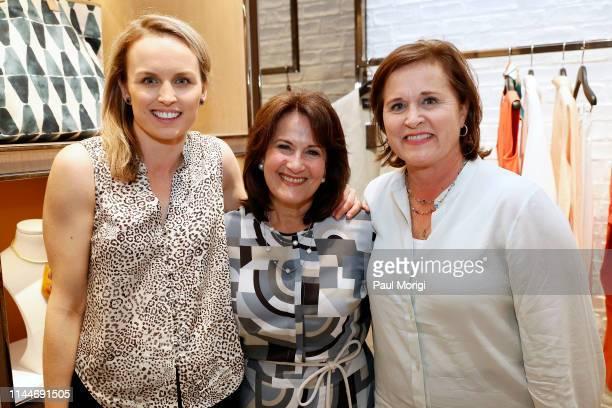 Ellie LeBlond Anita McBride ExecutiveinResidence American University and Doro Bush Koch Honorary Chair Barbara Bush Foundation for Family Literacy...