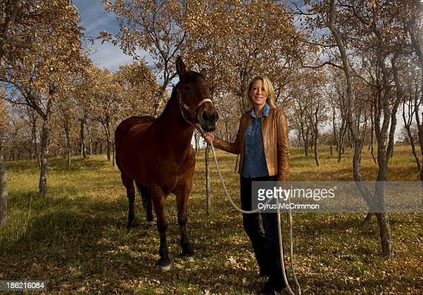 """Ellie Phipps Price is a producer for """"American Mustang,"""" a 3D documentary on the plight of wild horses in the American West, that will be screened at..."""