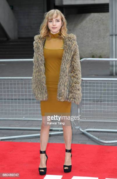 Ellie Rae Winstone attends the 'Jawbone' UK premiere at BFI Southbank on May 8 2017 in London United Kingdom
