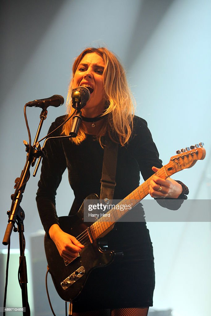 Wolf Alice Perform At The Southampton Guildhall