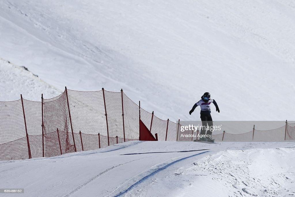 European Youth Olympics Winter Festival 2017 in Erzurum : News Photo