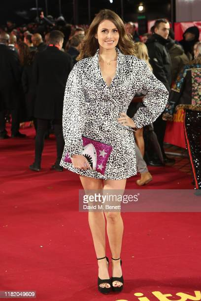 Ellie Taylor attends ITV Palooza at The Royal Festival Hall on November 12 2019 in London England