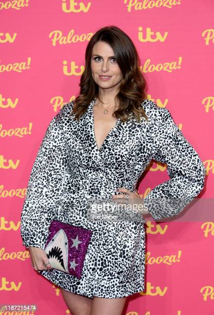 Ellie Taylor attends the ITV Palooza 2019 at The Royal Festival Hall on November 12, 2019 in London, England.