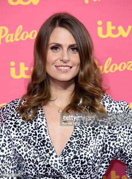 Ellie Taylor attends the ITV Palooza 2019 at The Royal Festival Hall on November 12 2019 in London England