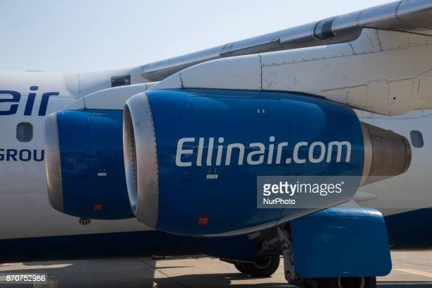 Ellinair is an airline operating scheduled and charter flights The airline was founded in February 2013 and a year later started operating The...