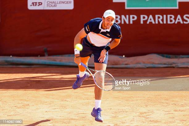 Elliot Benchetrit during the BNP Paribas Primrose Challenge of Bordeaux on May 3 2019 in Bordeaux France