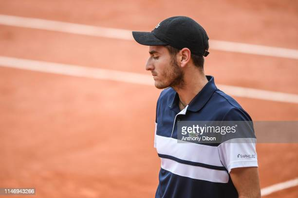 Elliot Benchetrit during the day 5 of Roland Garros on May 30 2019 in Paris France