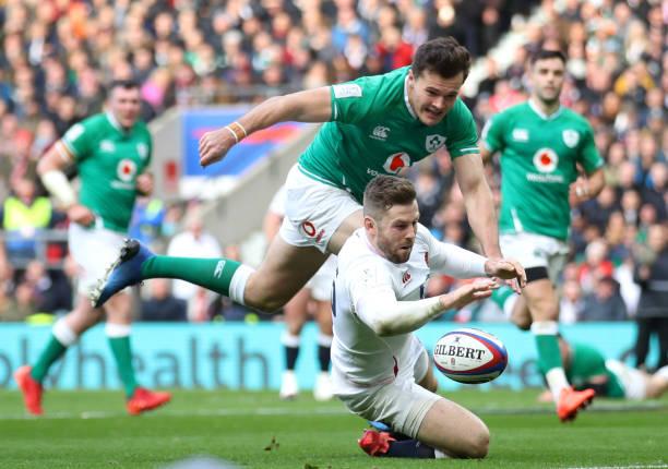 GBR: England v Ireland - Guinness Six Nations