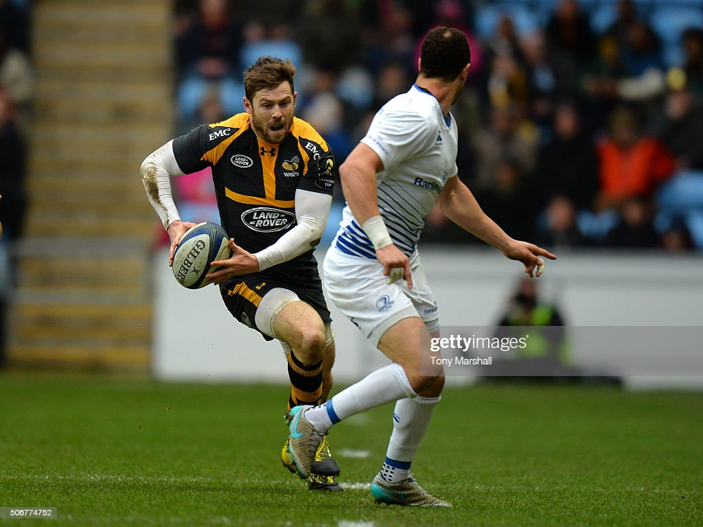 Wasps v Leinster Rugby - European Rugby Champions Cup : News Photo
