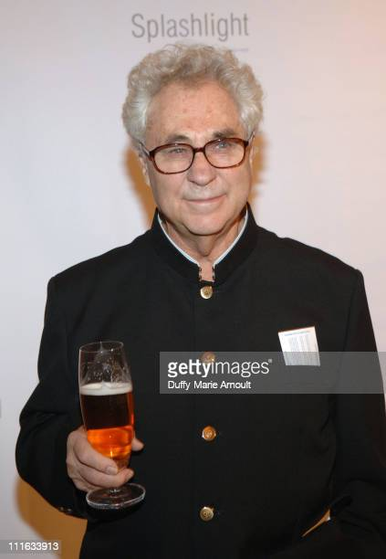 Elliot Erwitt during 4th Annual Lucie Awards at American Airlines Theatre in New York City New York United States