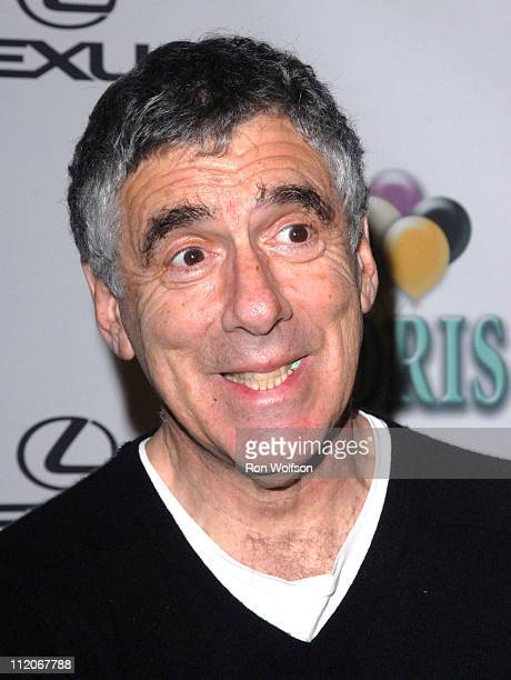 Elliot Gould during Cloris Leachman Celebrates 60 Years in Show Business at Fogo De Chao in Beverly Hills California United States