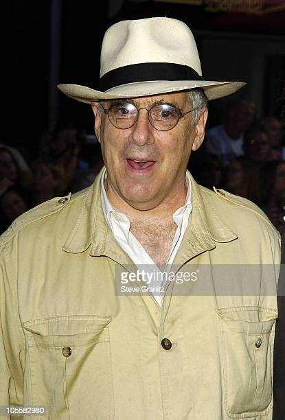 Elliot Gould during Mr 3000 Premiere Los Angeles at El Capitan in Hollywood California United States
