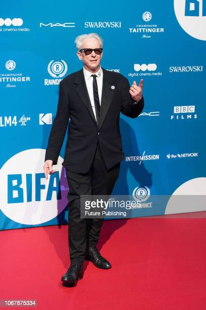 Elliot Grove attends the 21st British Independent Film Awards at Old Billingsgate in the City of London December 02 2018 in London United Kingdom