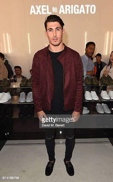 Elliot Hill attends the Axel Arigato London store launch on October 12 2016 in London England