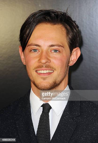 Elliot James Langridge attends the UK Gala screening of 'Northern Soul' at Curzon Soho on October 2 2014 in London England