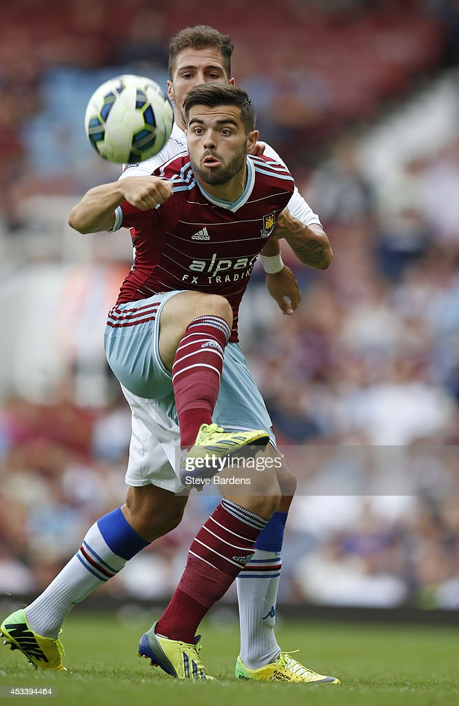 West Ham United v Sampdoria - Pre Season Friendly