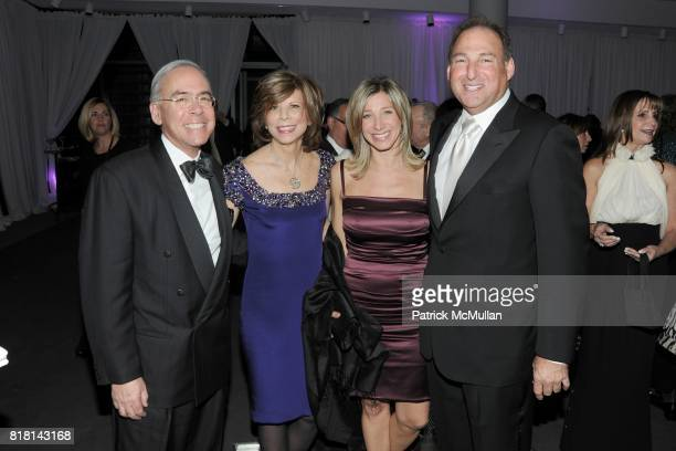 Elliot Sussman Nancy Cromer Hope Cohen and Richard Green attend National Museum of American Jewish History Grand Opening Gala at Market Street 5th on...