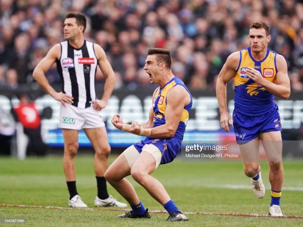 2018 AFL Grand Final - West Coast v Collingwood : ニュース写真