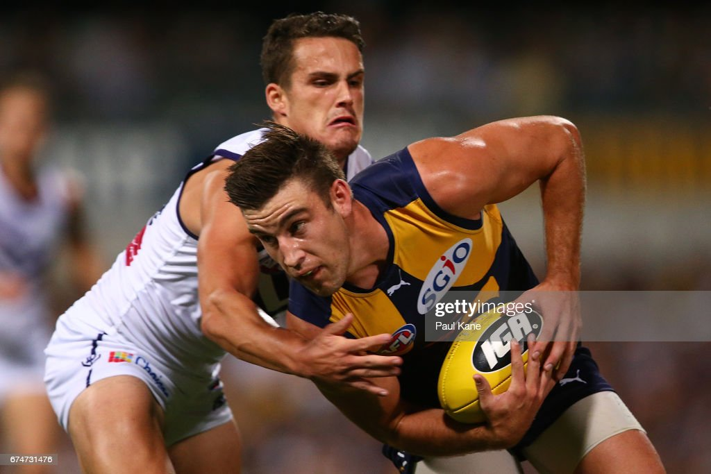 AFL Rd 6 - West Coast v Fremantle : News Photo