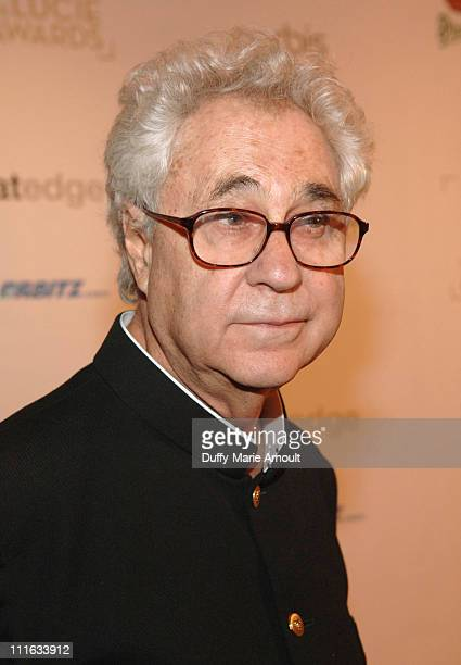 Elliott Erwitt during 4th Annual Lucie Awards at American Airlines Theatre in New York City New York United States