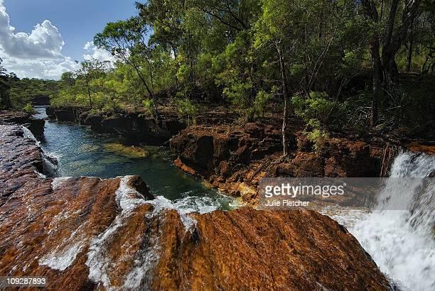 Elliott Falls Cape York QLD