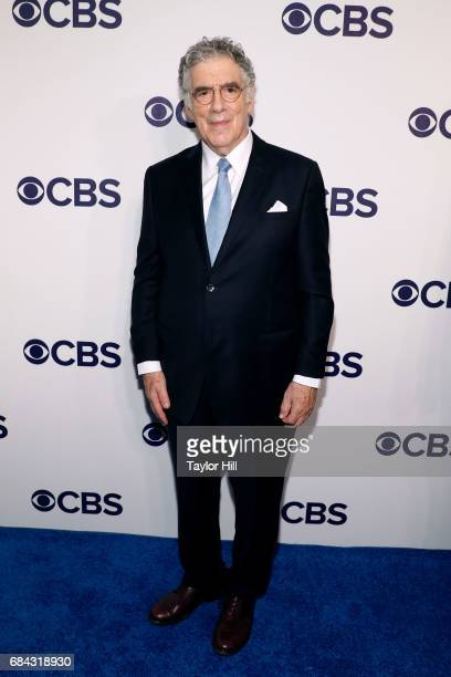 Elliott Gould attends the 2017 CBS Upfront at The Plaza Hotel on May 17 2017 in New York City