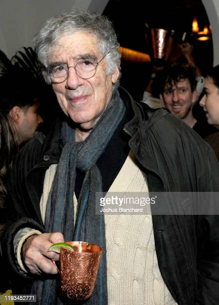 Elliott Gould attends the Los Angeles premiere of Uncut Gems on December 11 2019 in Los Angeles California