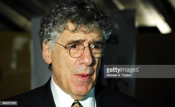 Elliott Gould attends the opening night of the 24th annual Israel Film Festival at the SVA Theater on December 5 2009 in New York City