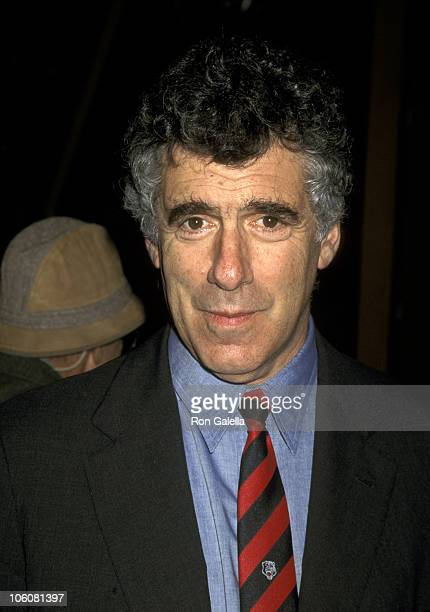 Elliott Gould during Premiere of The Postman at Laemmle Sunset 5 Theater in Los Angeles California United States
